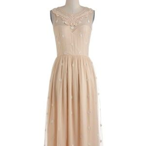 Modcloth Ethereal Girl dress